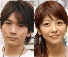 長野博と白石美帆が結婚!