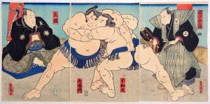 相撲の知りたい世界♪